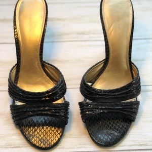 Bandolino Black Heels
